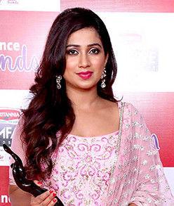 Photo of Shreya Ghoshal: Indian playback singer