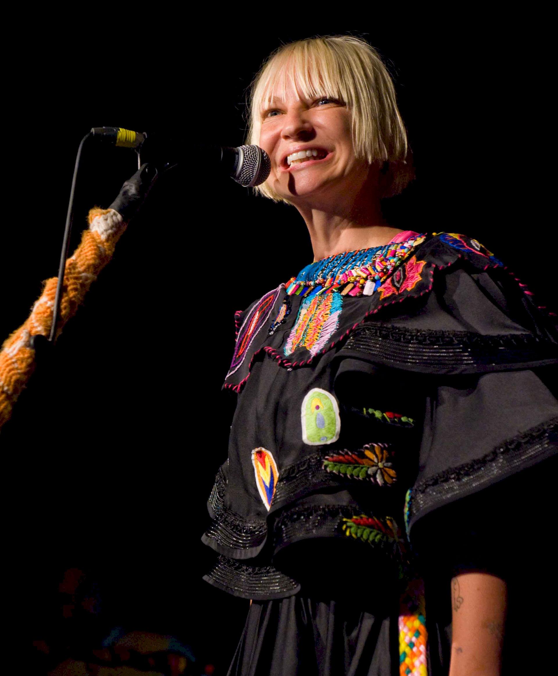 Photo of Sia Furler: Singer