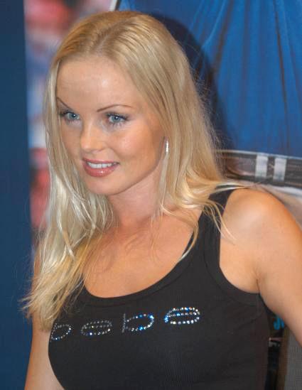 Photo of Silvia Saint: Czech pornographic actress