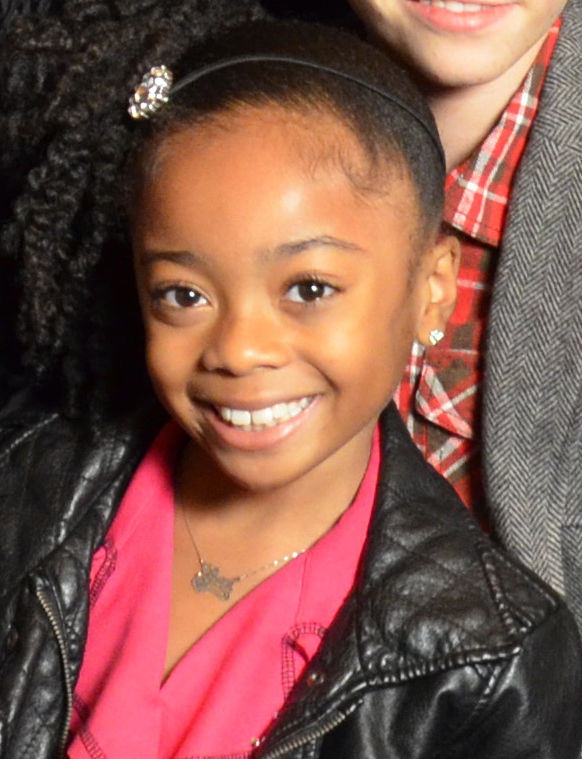 Photo of Skai Jackson: American actress