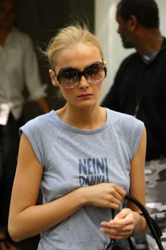 Photo of Snejana Onopka: Ukrainian model