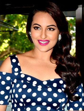 Photo of Sonakshi Sinha: Indian film actress