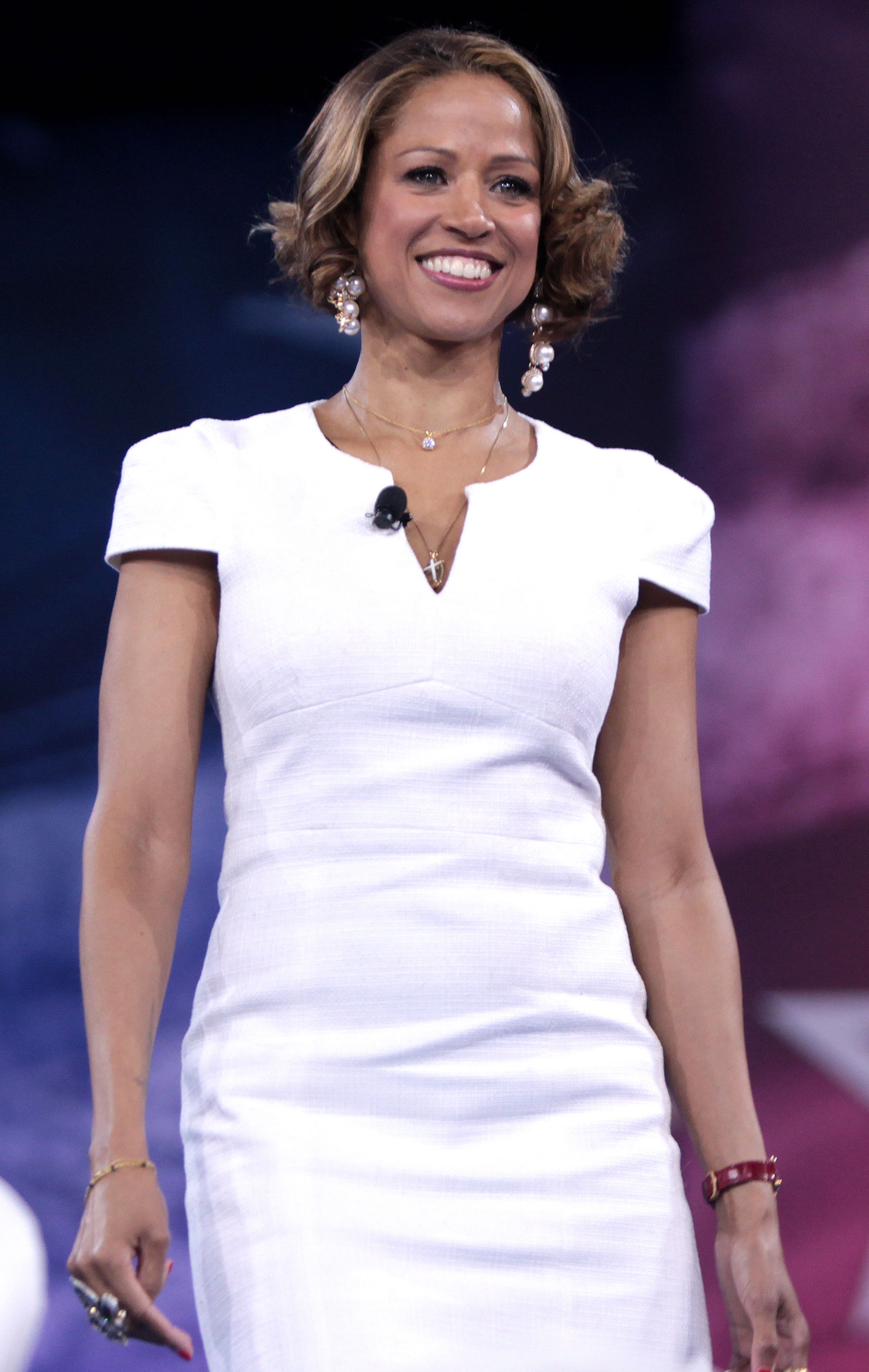 Photo of Stacey Dash: An American actress.