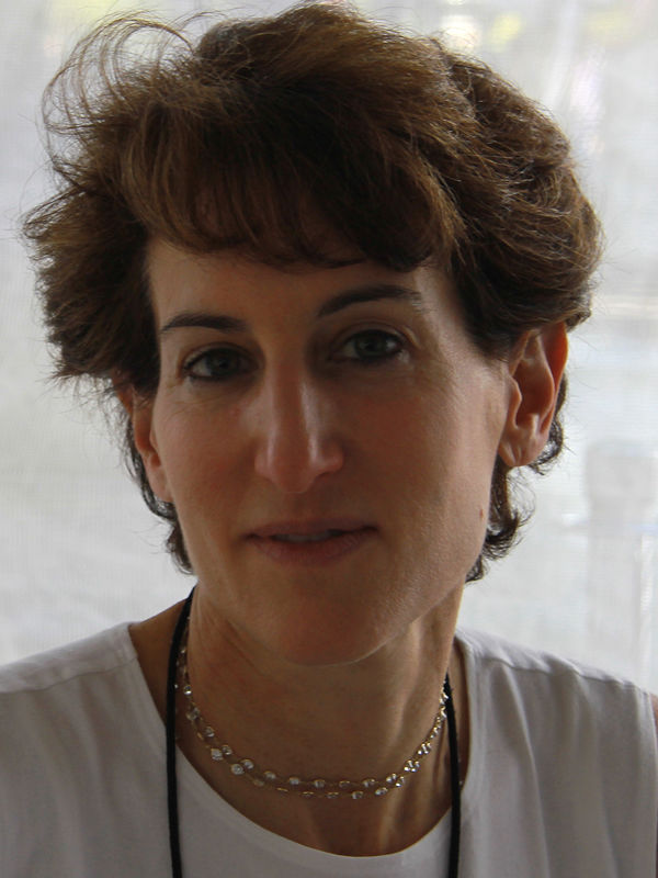 Photo of Stacy Schiff: American female Author, Pulitzer Prize winner