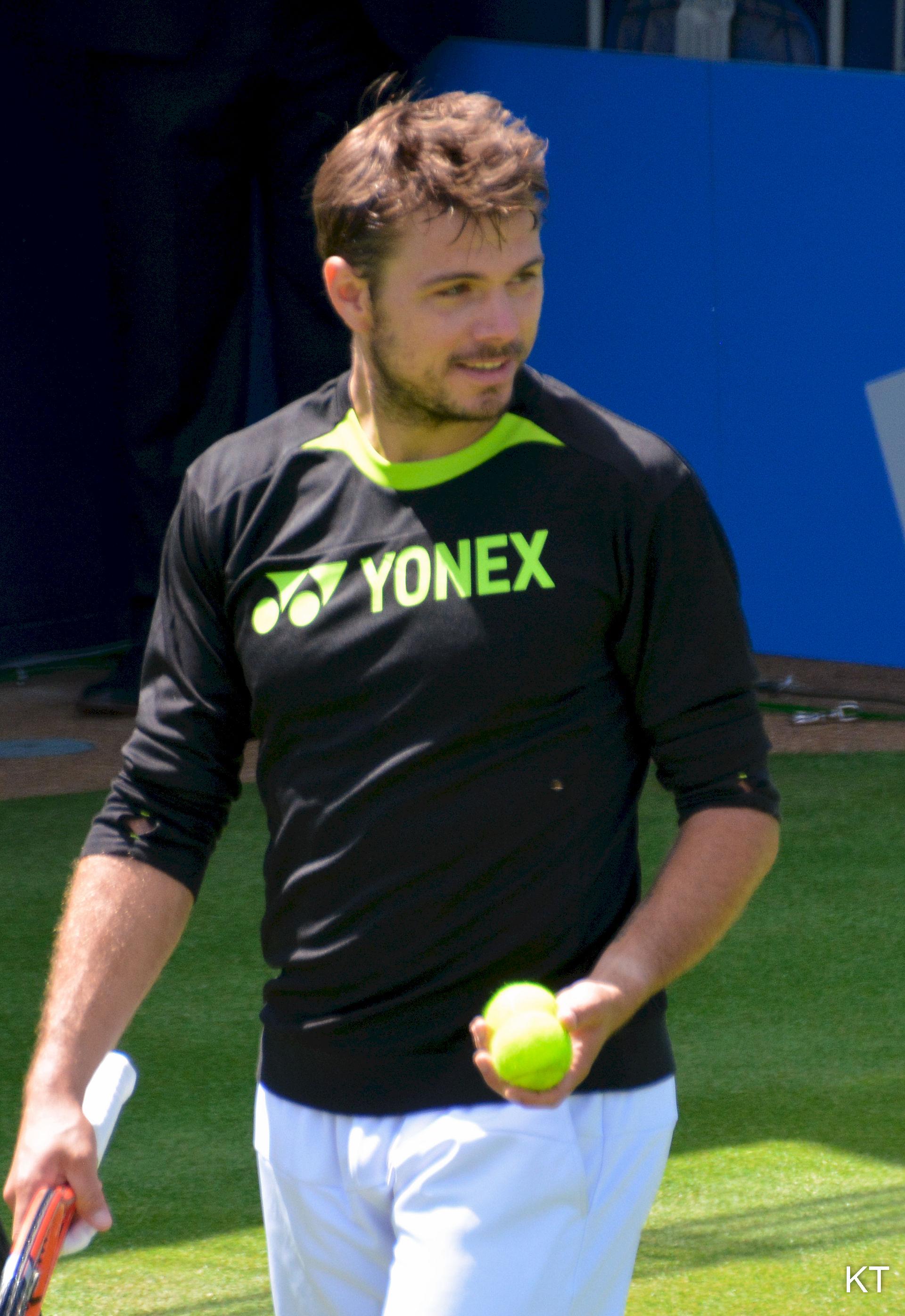Photo of Stan Wawrinka: Swiss tennis player