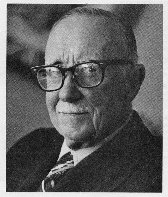 Photo of Stanley Jennings Carpenter: American entomologist