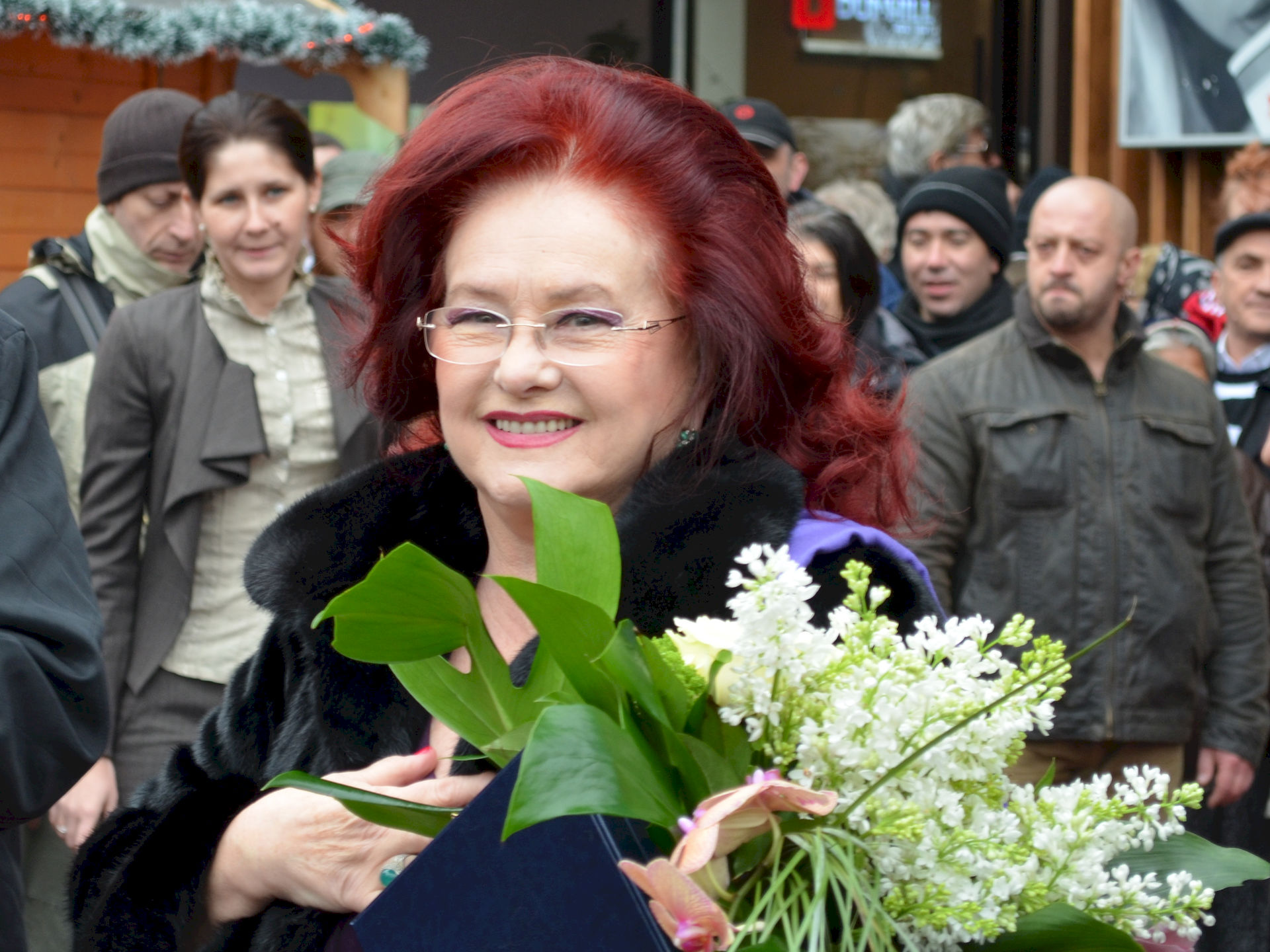 Photo of Stela Popescu: Romanian actress