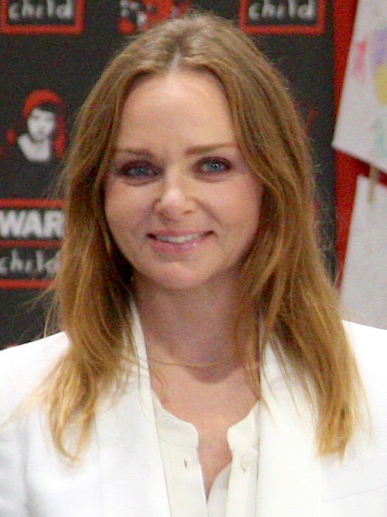 Photo of Stella McCartney: British fashion designer