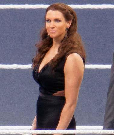Photo of Stephanie McMahon: Professional wrestling personality