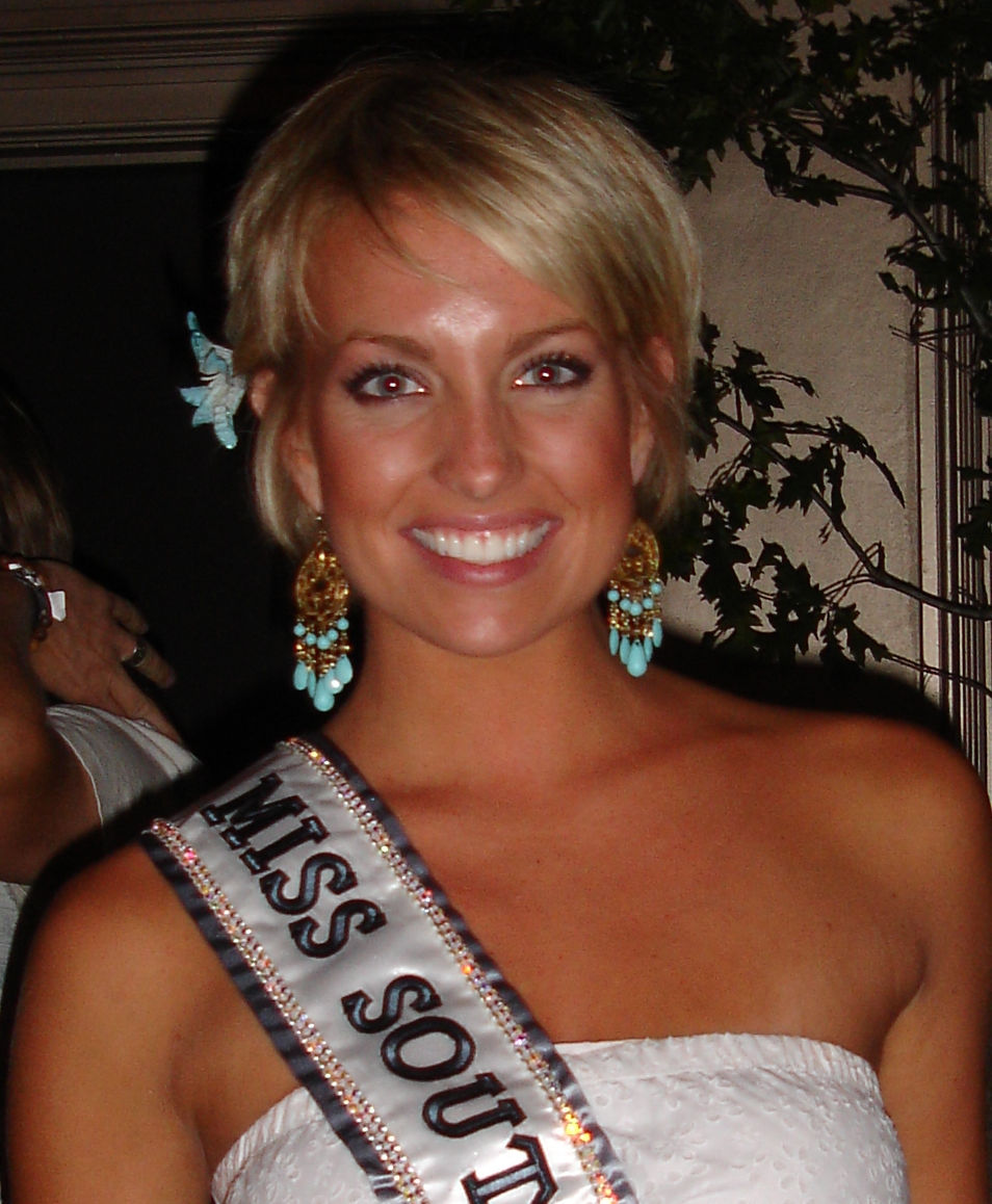 Photo of Stephanie Murray Smith: Miss South Carolina USA 2009, Top 10 at Miss USA 2009, contestant at The Amazing Race 17