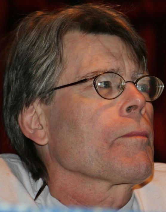 Photo of Stephen King: American author