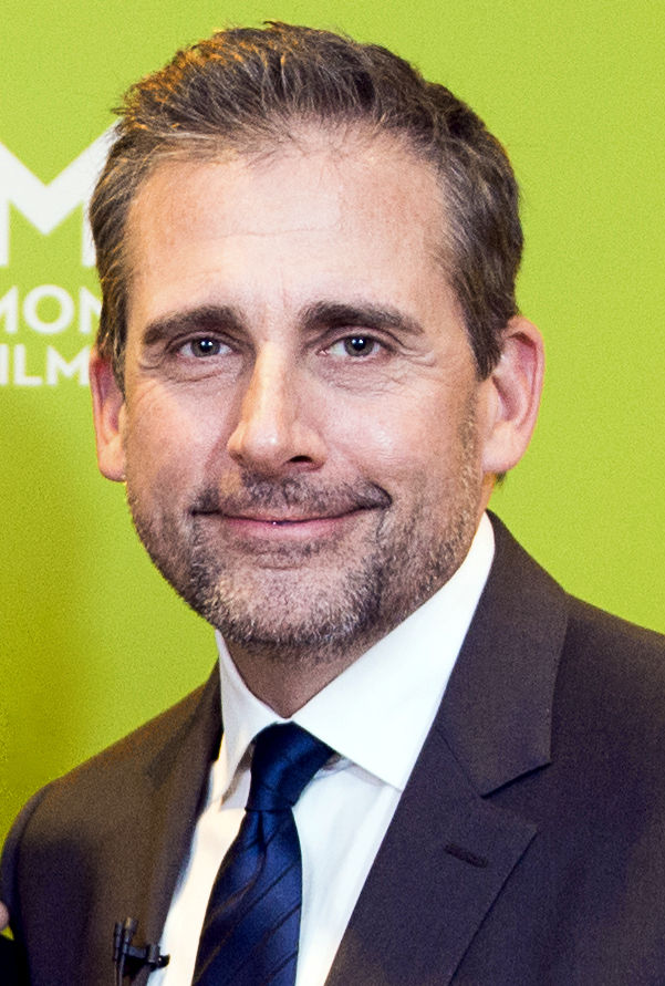 Photo of Steve Carell: American actor