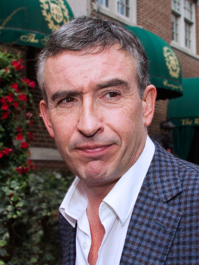 Photo of Steve Coogan: English actor and comedian