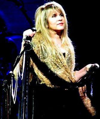 Photo of Stevie Nicks: American singer and songwriter, member of Fleetwood Mac