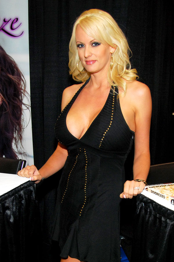 Photo of Stormy Daniels: American pornographic actress, screenwriter and director