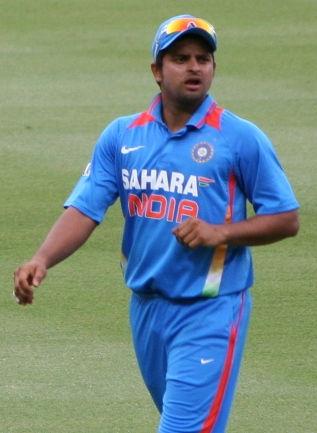 Photo of Suresh Raina: Indian cricketer
