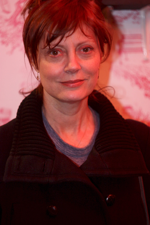 Photo of Susan Sarandon: American actress