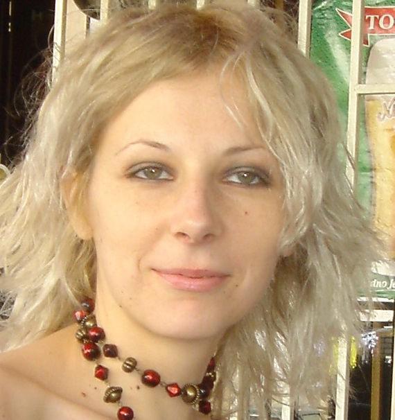 Photo of Tanja Bakić: Poet, writer and translator