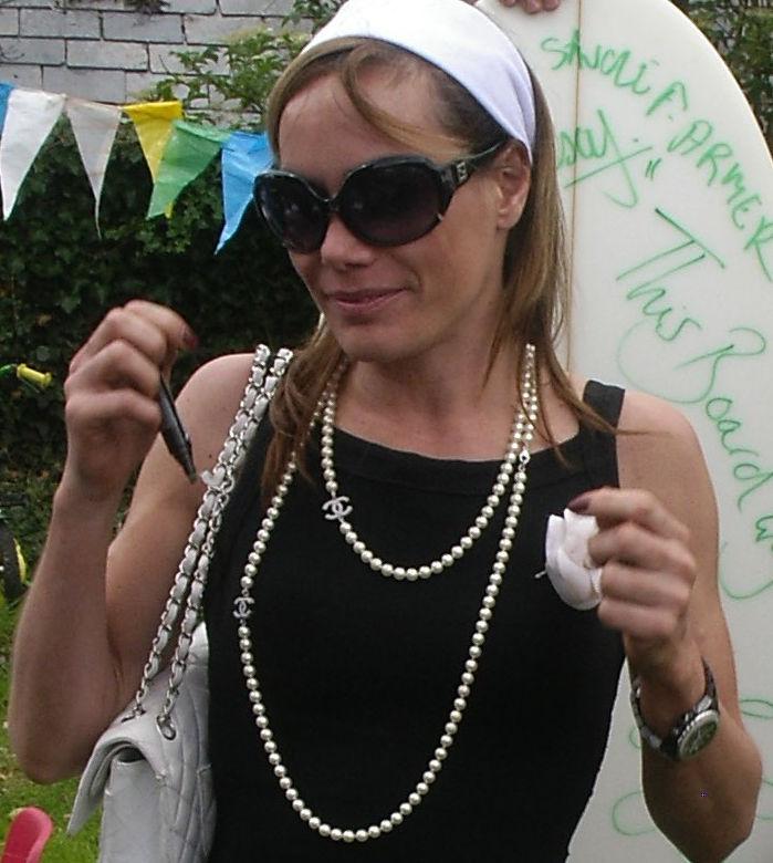Photo of Tara Palmer-Tomkinson: English television personality