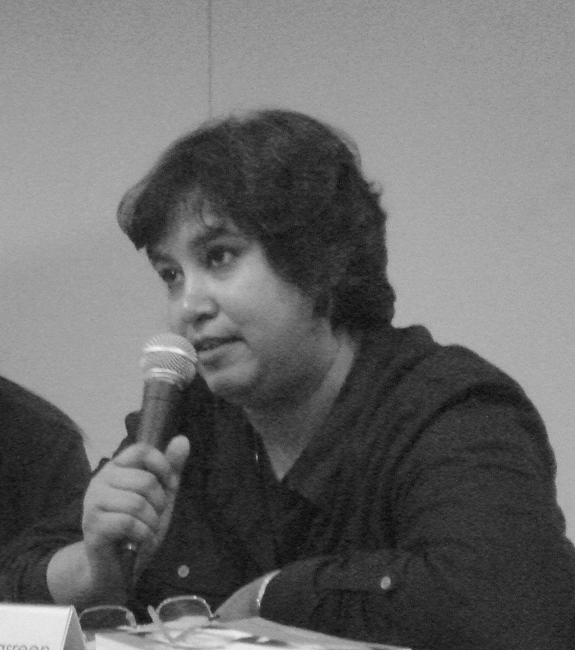Photo of Taslima Nasrin: Poet, columnist, novelist