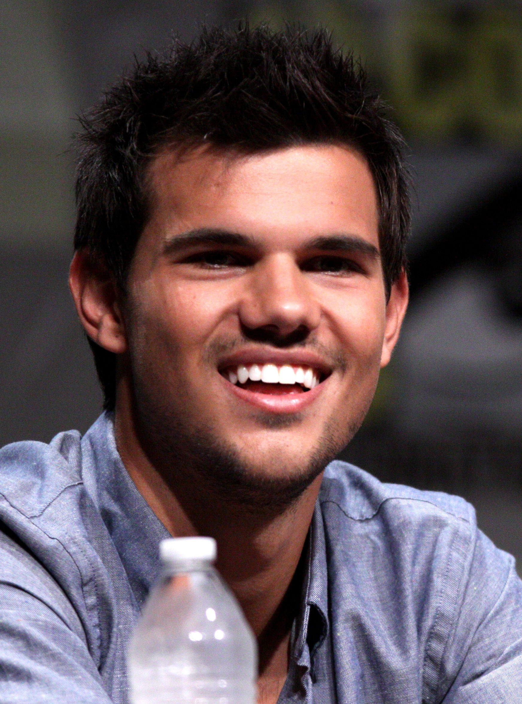 Photo of Taylor Lautner: American actor, voice actor, and model