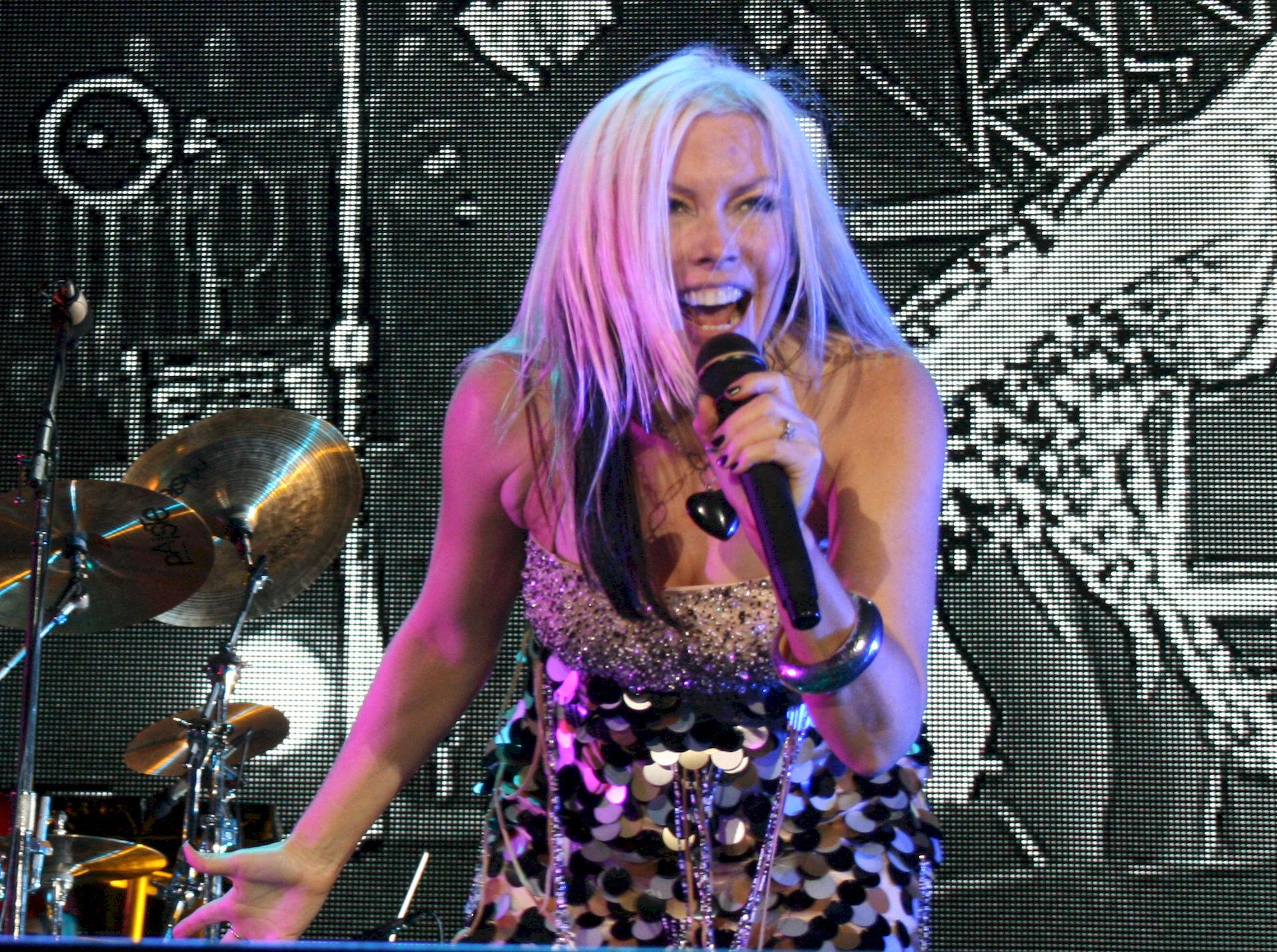 Photo of Terri Nunn: American actress and singer