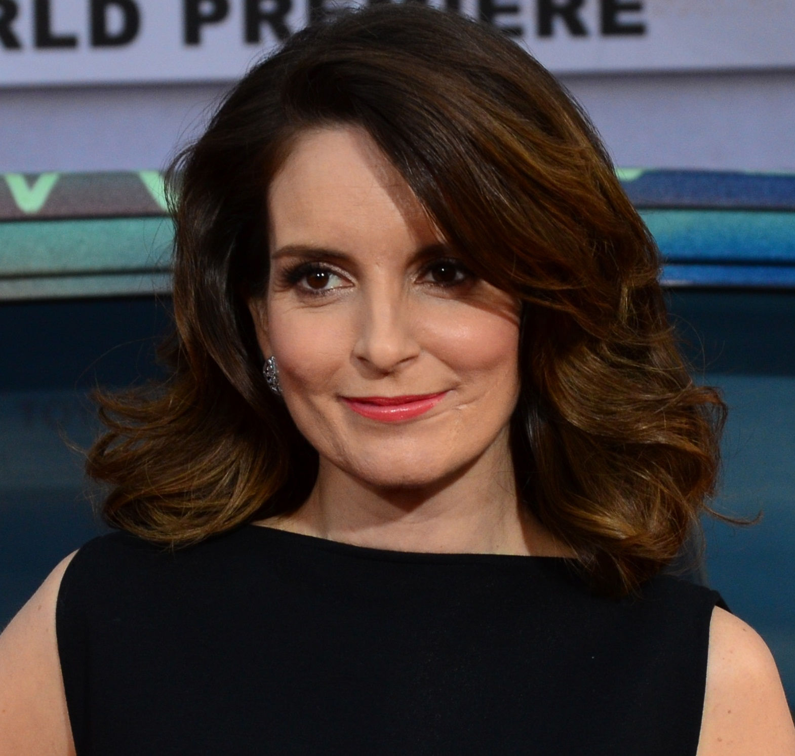 Photo of Tina Fey: American comedian, writer, producer and actress