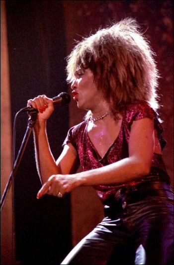 Photo of Tina Turner: Singer, dancer, actress, and author
