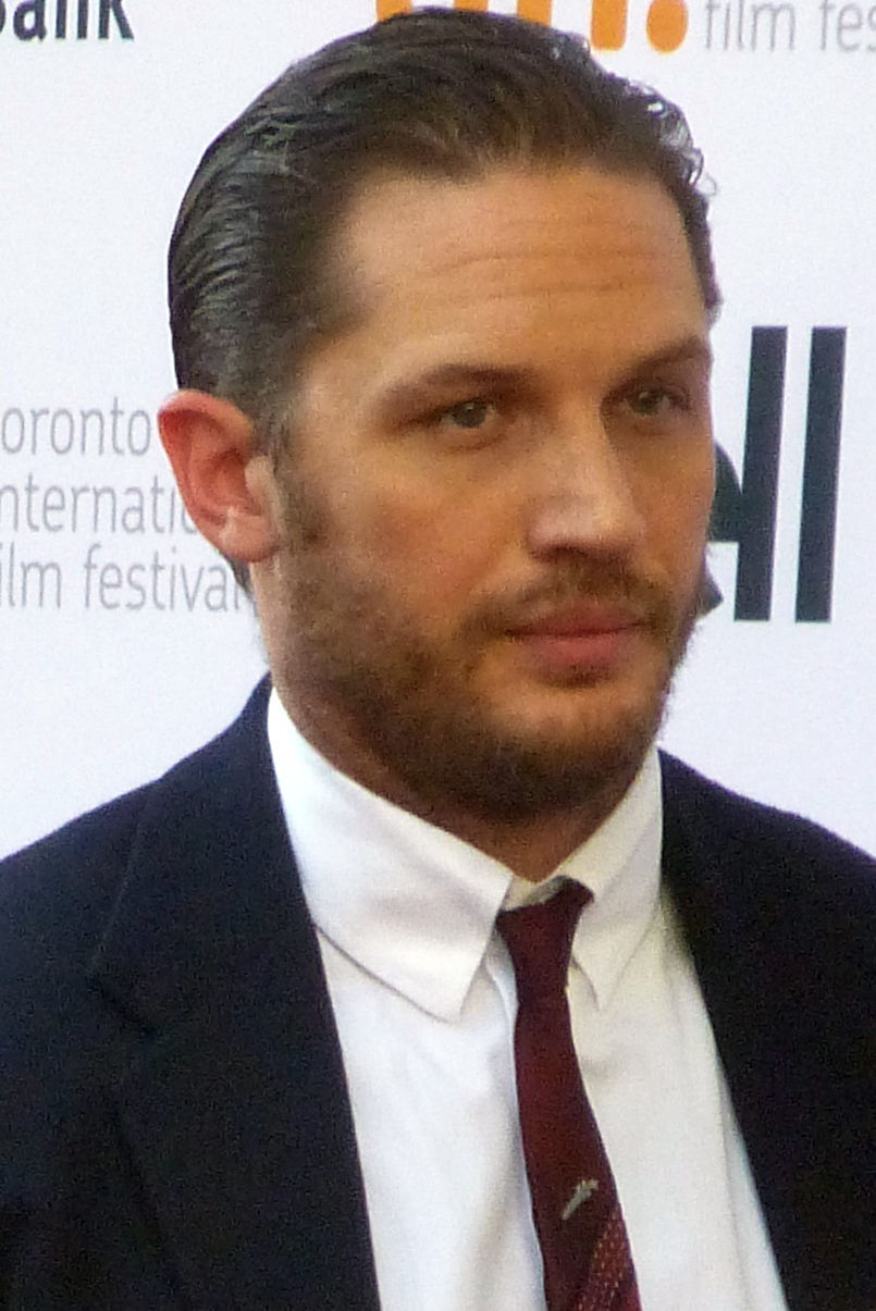 Photo of Tom Hardy: English actor, screenwriter, and producer