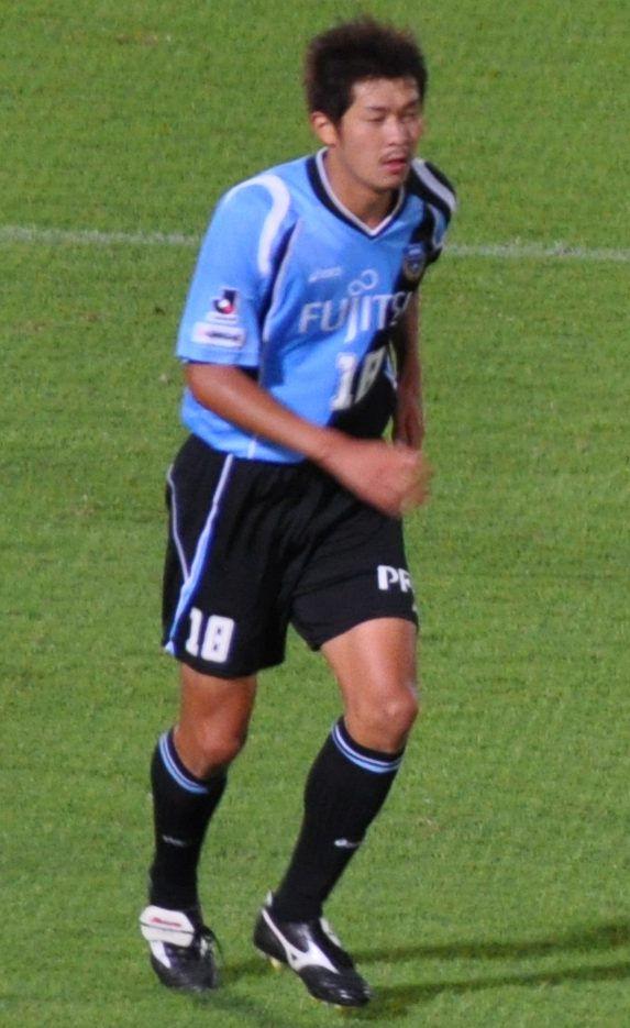 Photo of Tomonobu Yokoyama: Japanese footballer