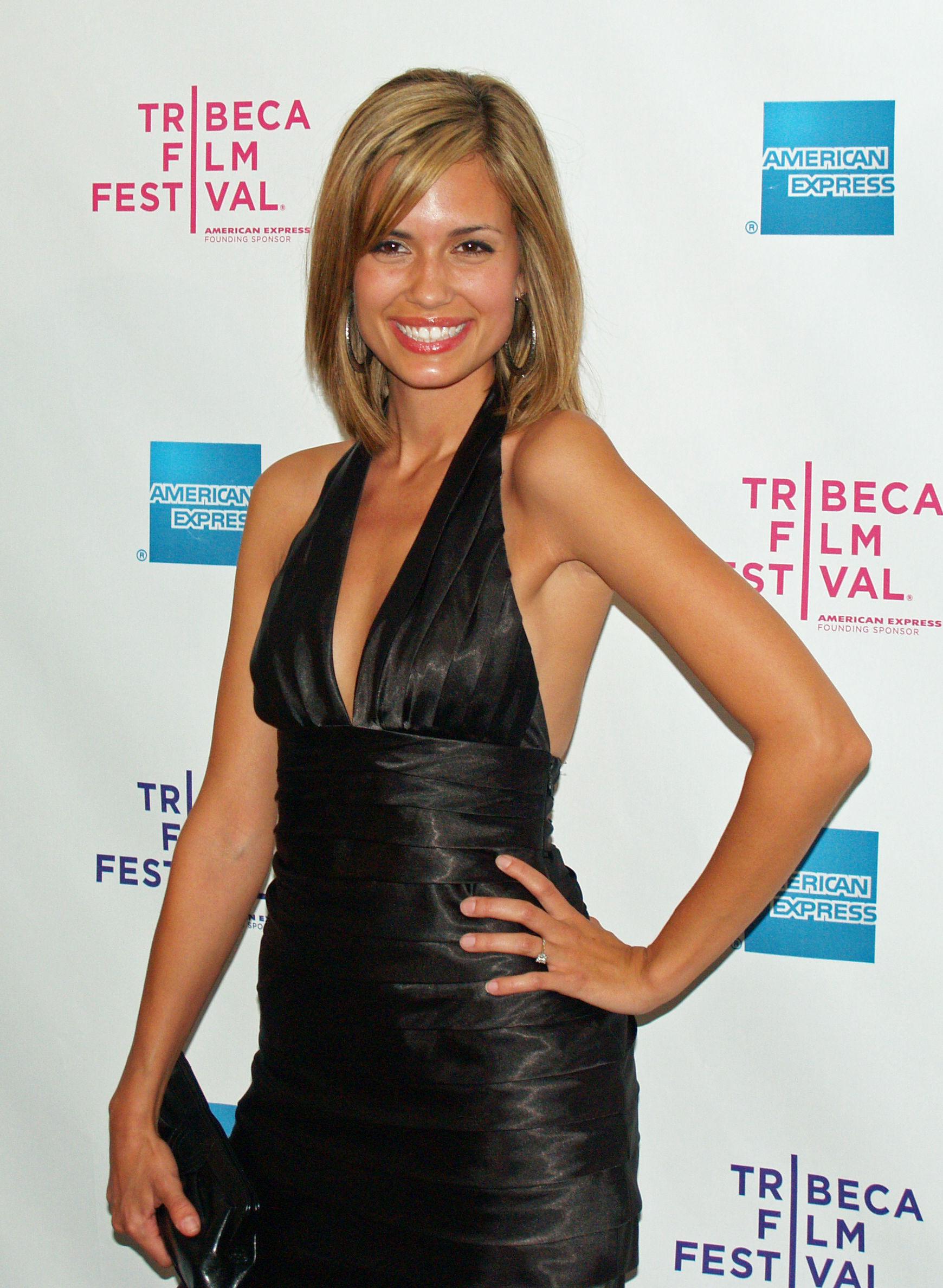 Photo of Torrey DeVitto: Actress, model, violinist
