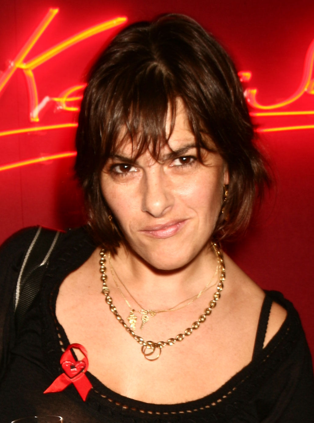 Photo of Tracey Emin: English artist, one of the group known as Britartists or Young British Artists