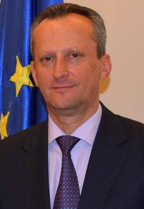 Photo of Trajko Veljanovski: Member of Macedonian Parliament