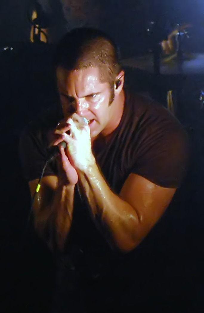 Photo of Trent Reznor: American musician