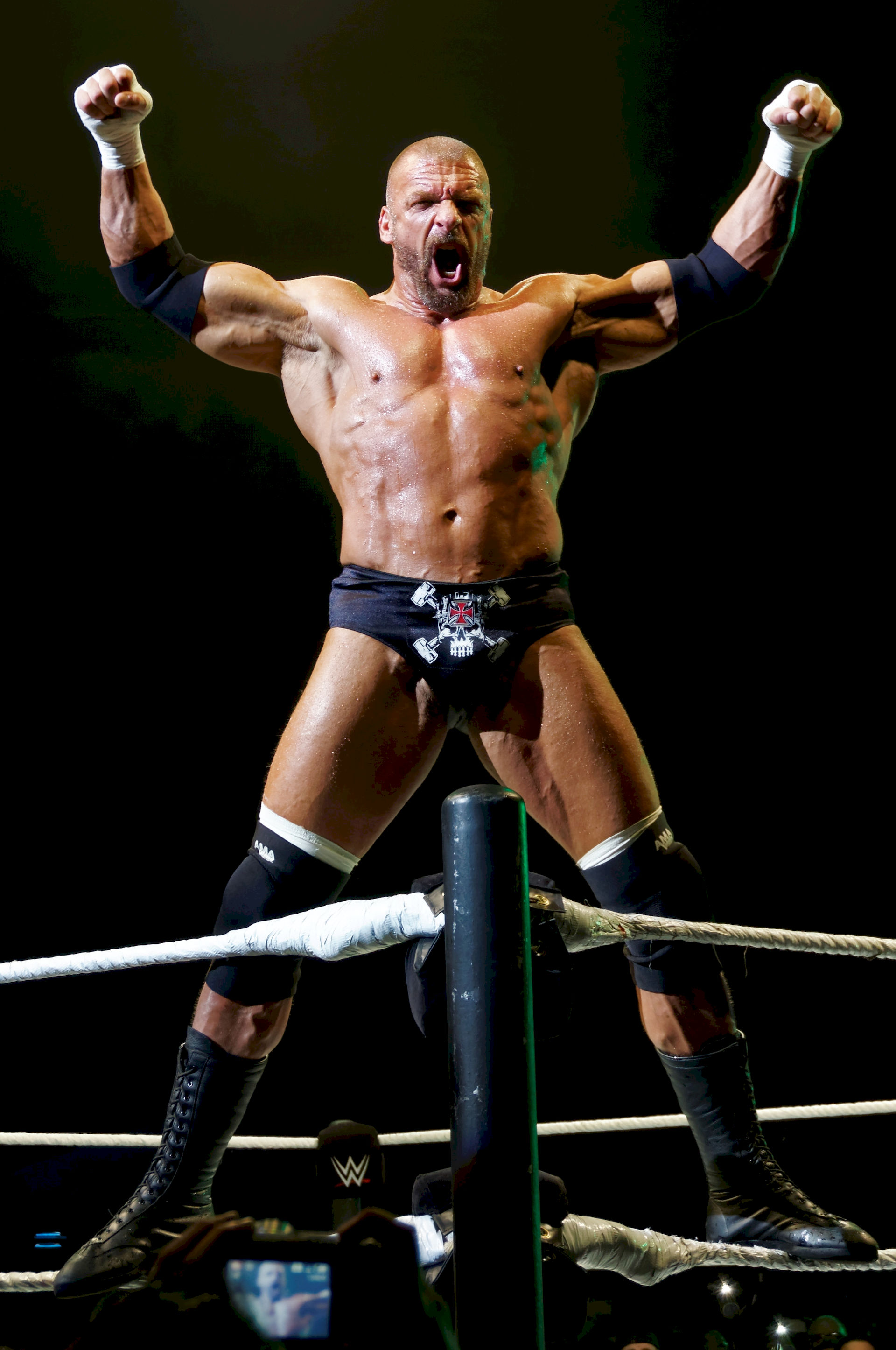 Photo of Triple H: American professional wrestler