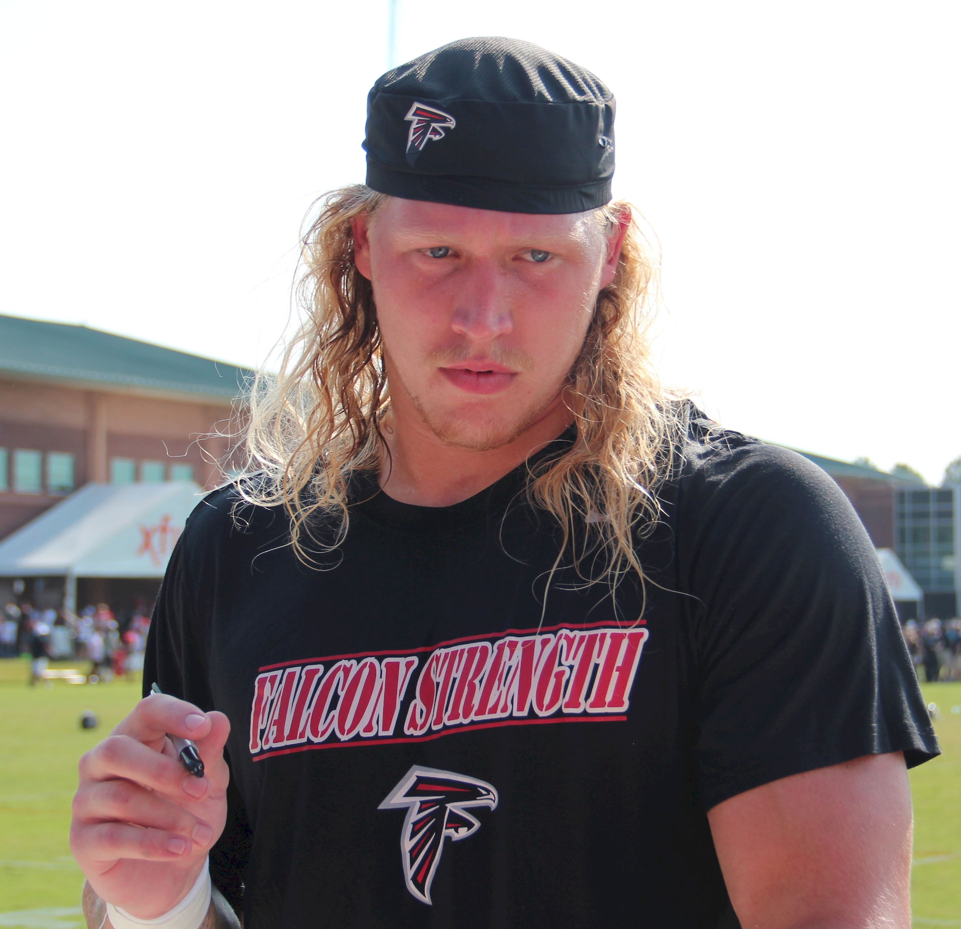 Photo of Tyler Starr: American football player