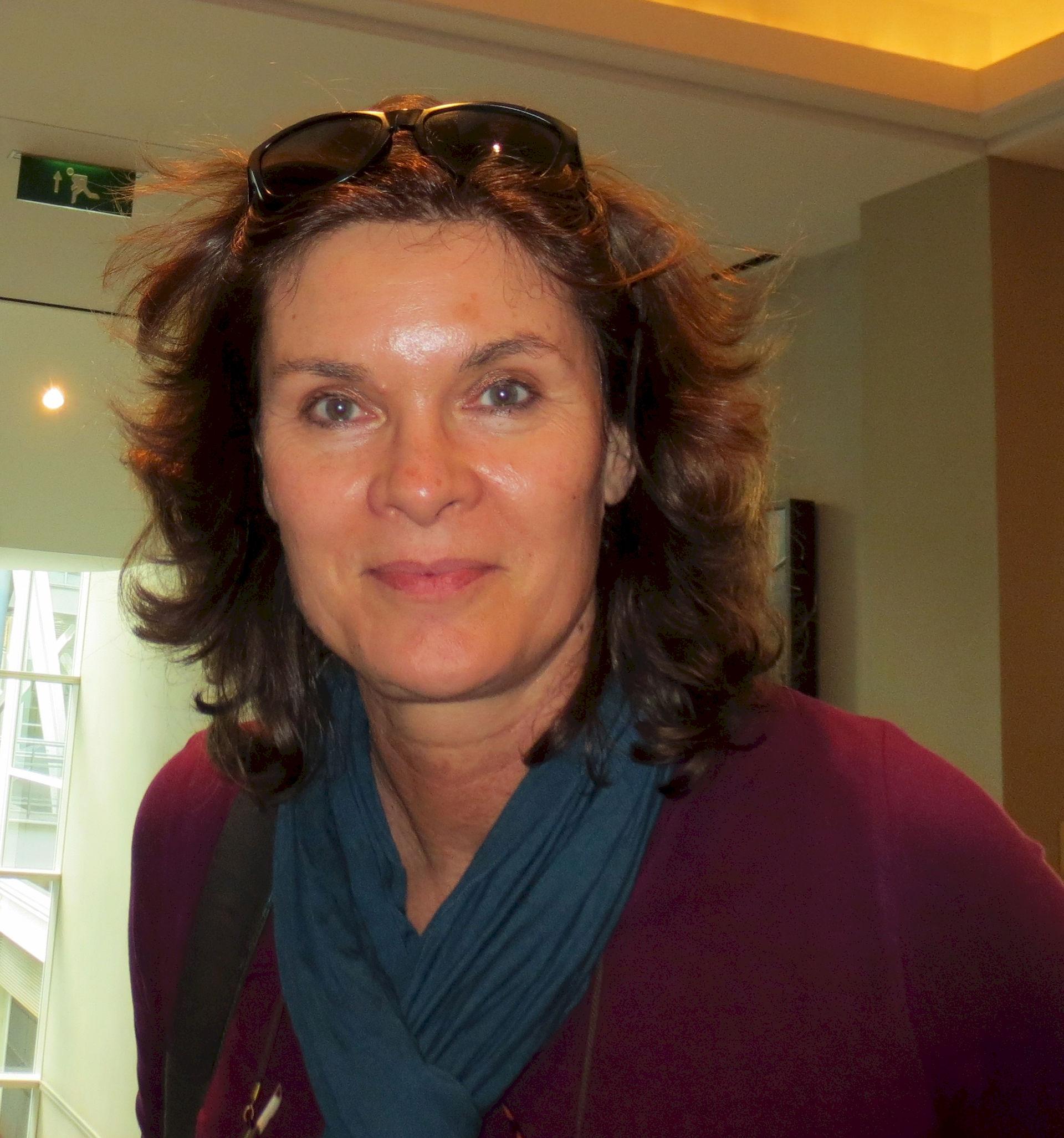 Photo of Ulrike Meyfarth: German former high jumper
