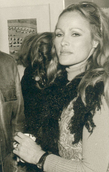 Photo of Ursula Andress: Swiss-American actress and sex symbol of the 1960s