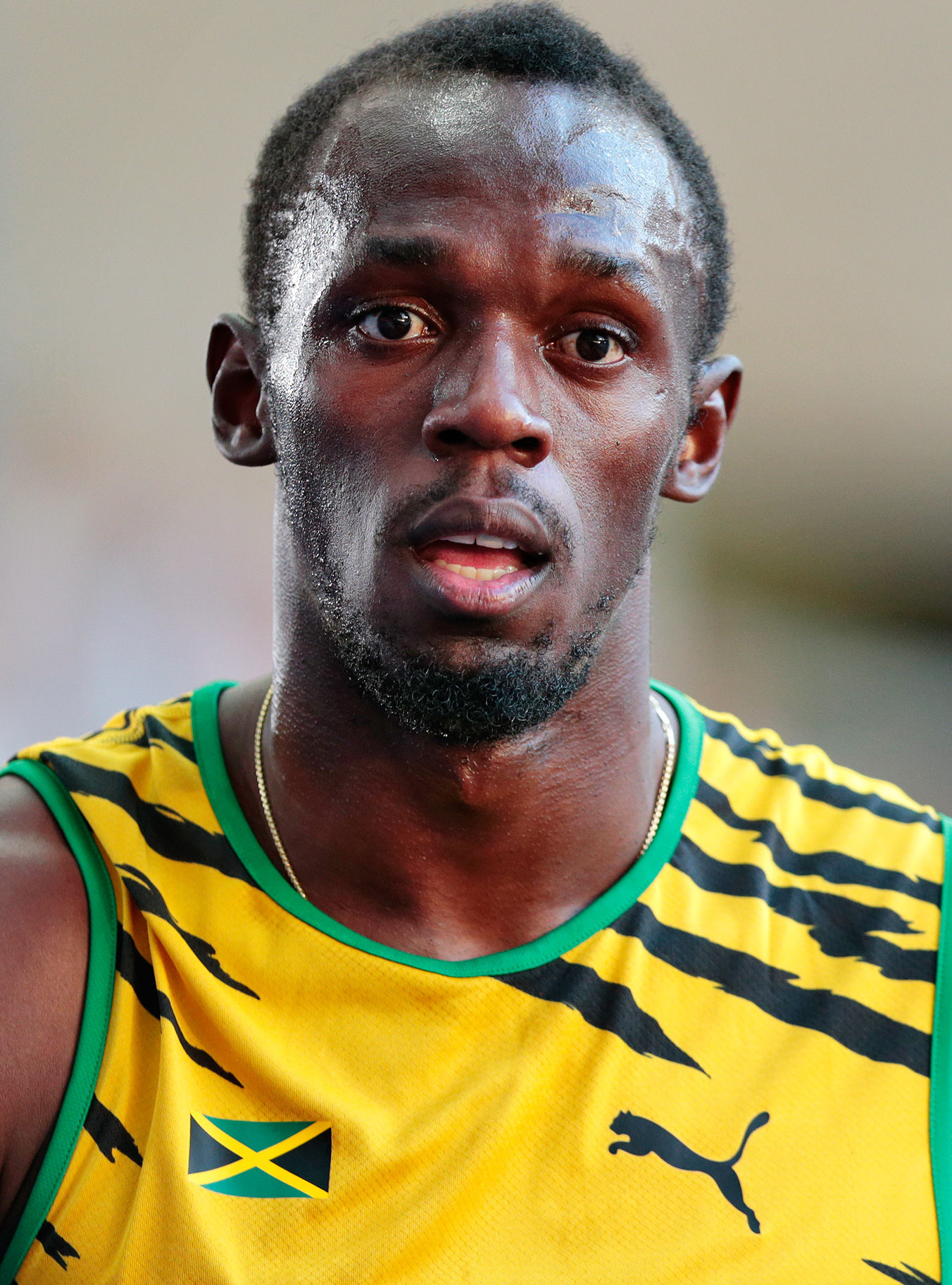Photo of Usain Bolt: Jamaican sprinter