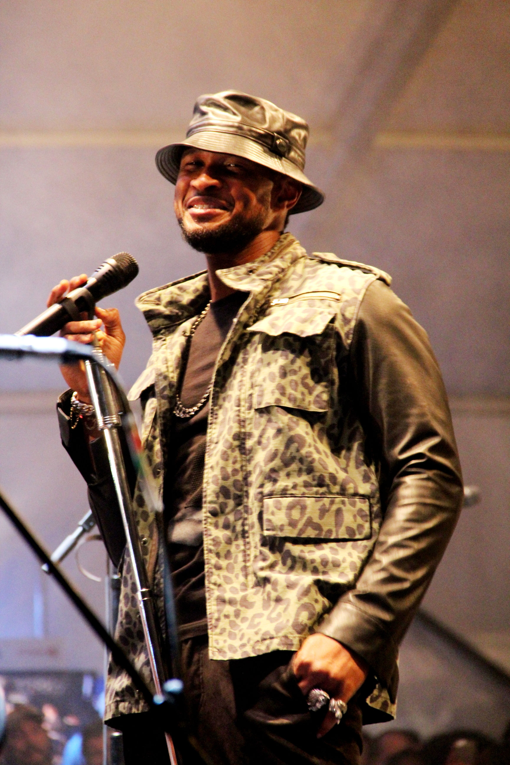 Photo of Usher (singer): Singer from the United States
