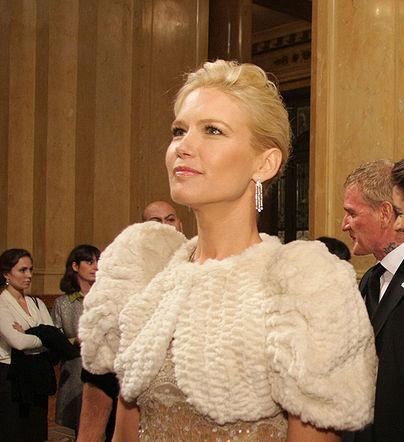 Photo of Valeria Mazza: Argentine model