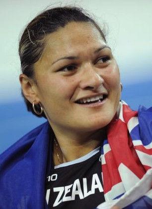 Photo of Valerie Adams: Shot putter from New Zealand