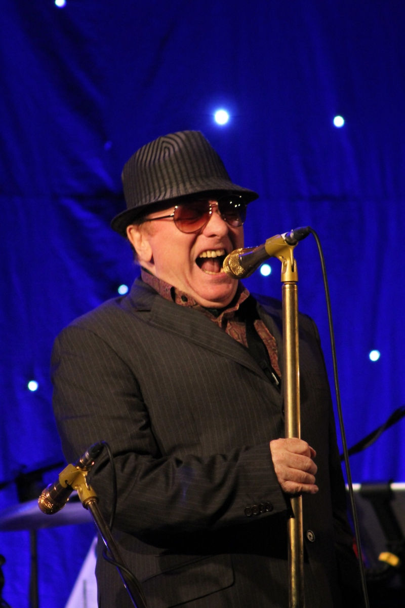Photo of Van Morrison: Northern Irish singer-songwriter and musician