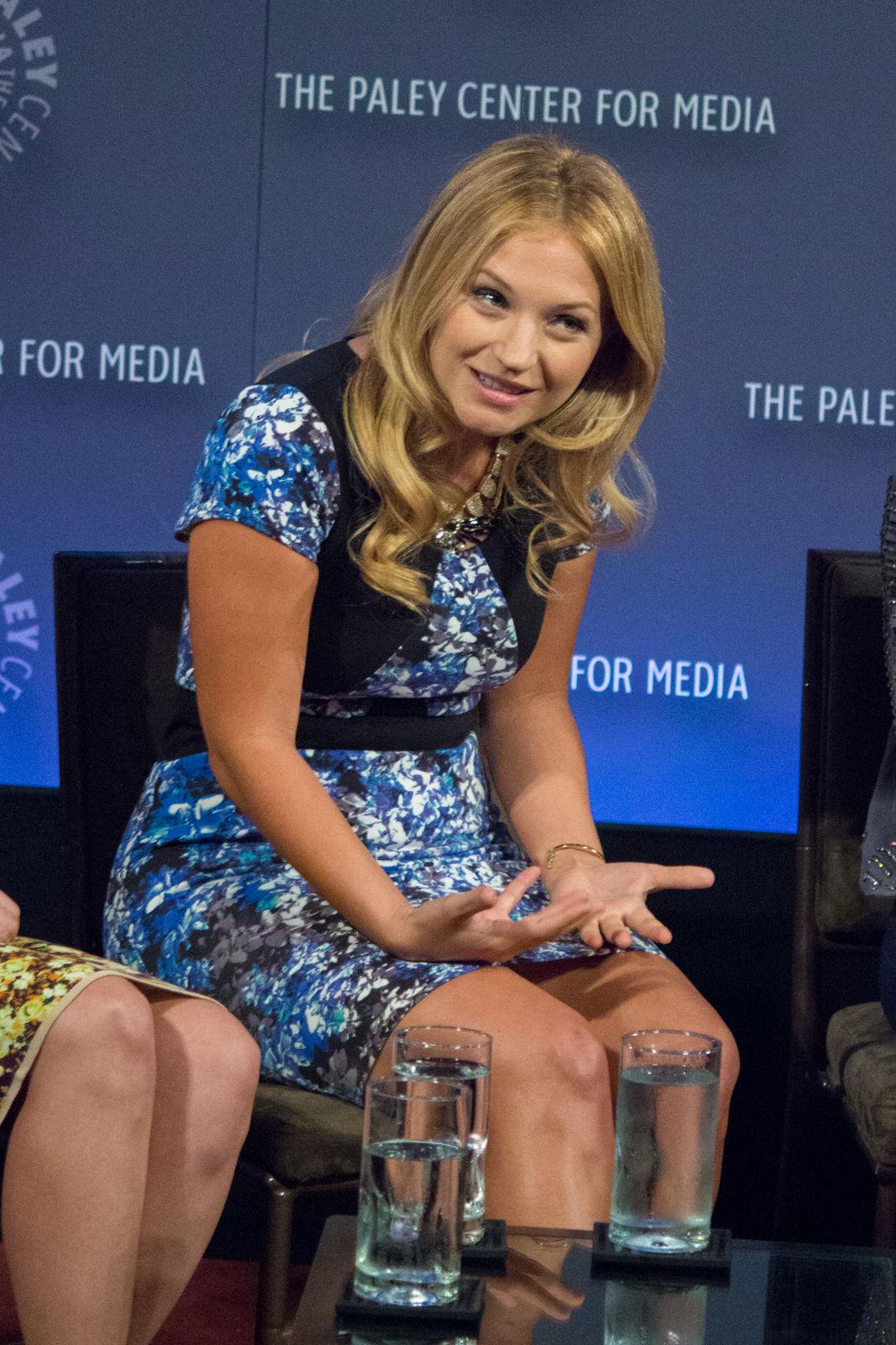 Photo of Vanessa Ray: Actress