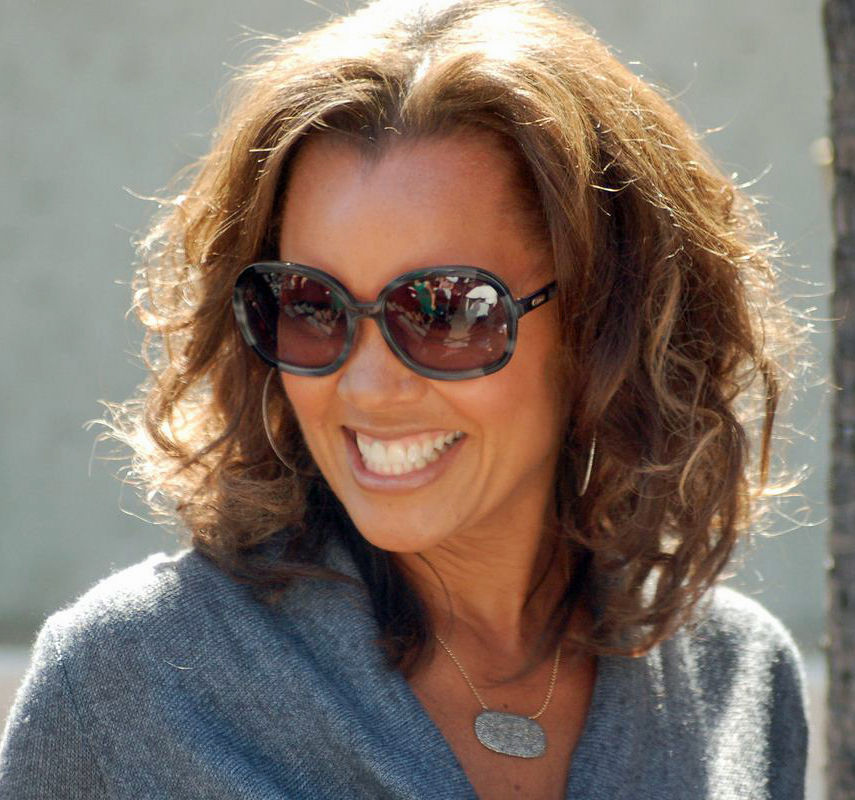 Photo of Vanessa Williams: American actress, singer  and former Miss America