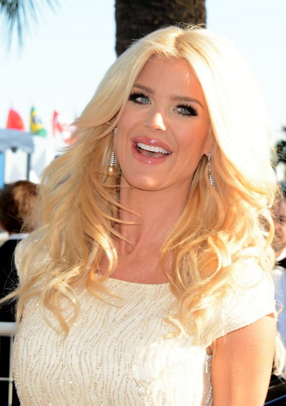 Photo of Victoria Silvstedt: Swedish model, actress, singer, and television personality