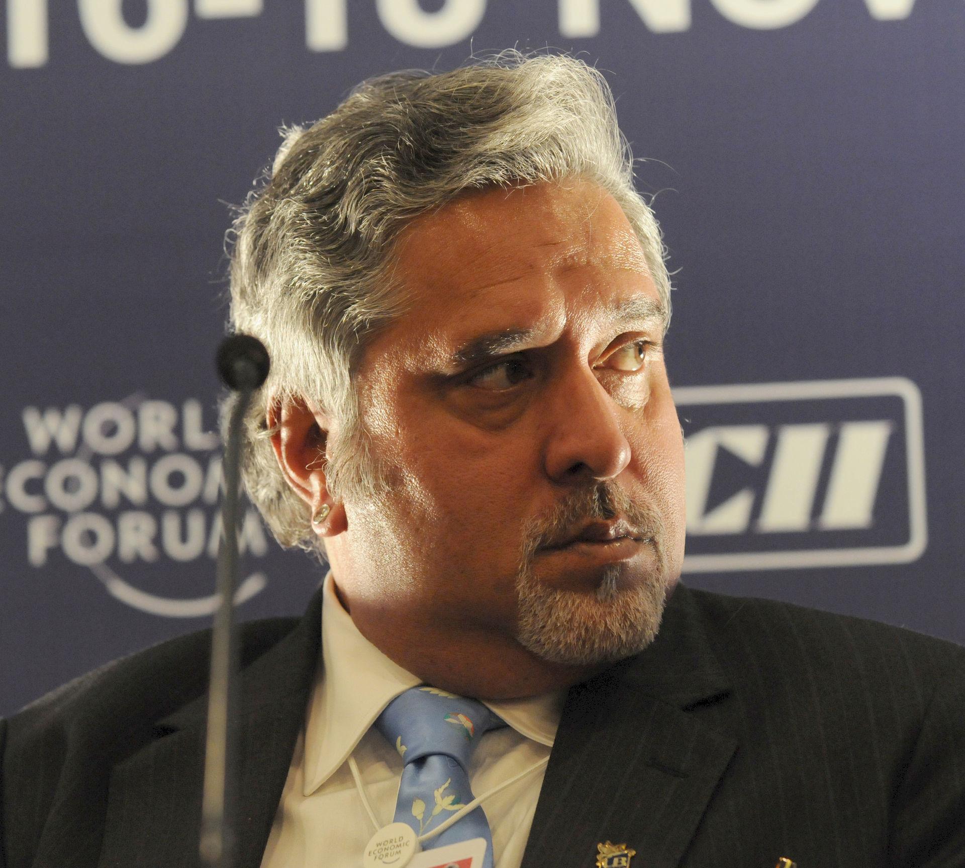 Photo of Vijay Mallya: Indian businessman and politician