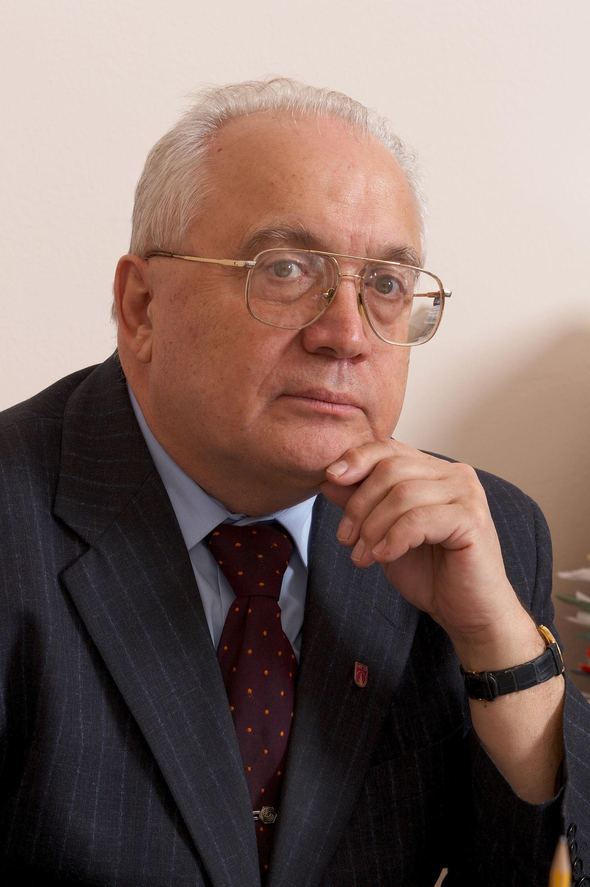 Photo of Viktor Sadovnichiy: Soviet mathematician