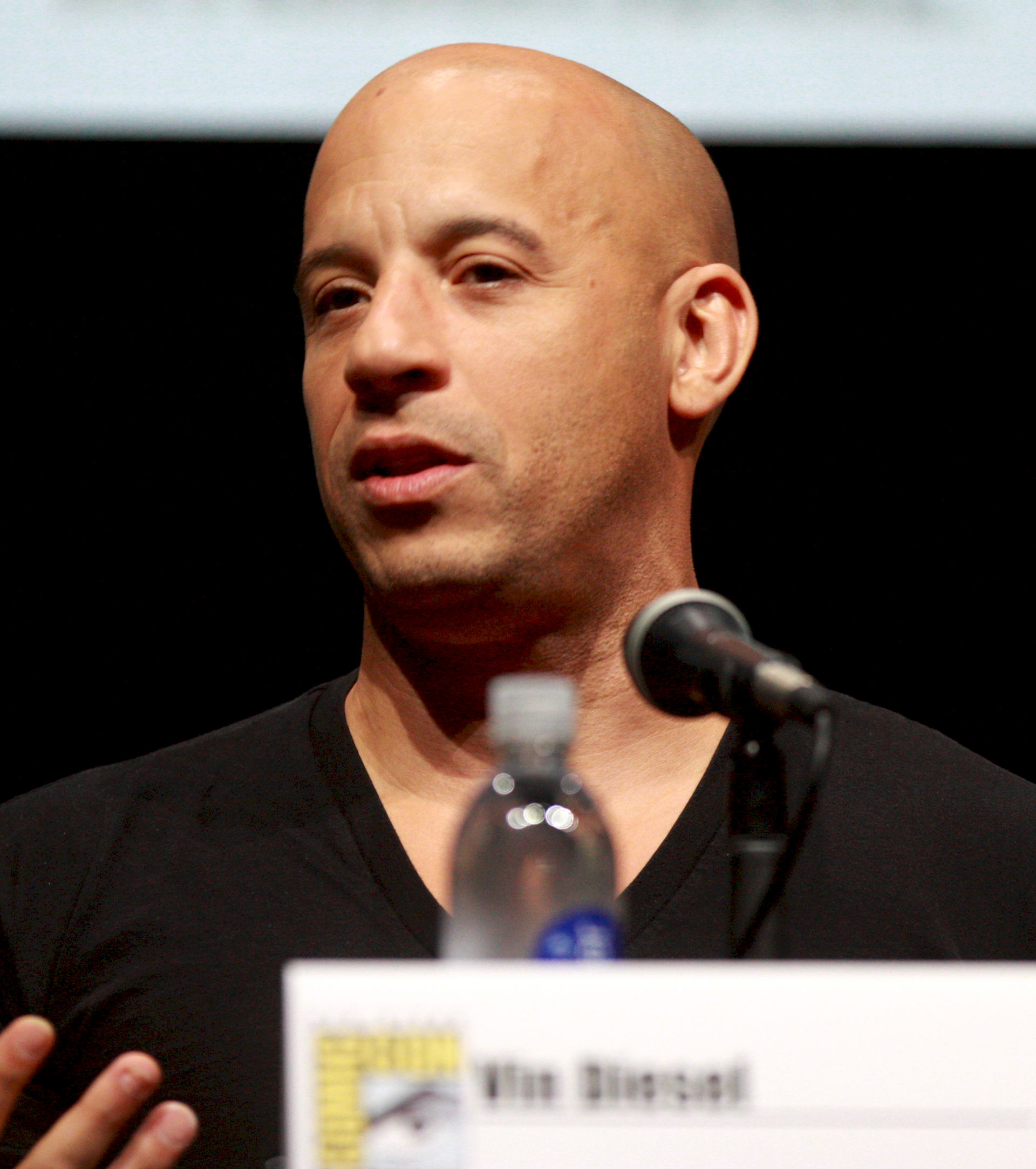 Photo of Vin Diesel: American actor, producer, director, and screenwriter