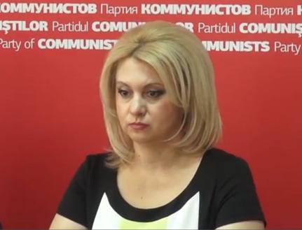 Photo of Violeta Ivanov: Moldavian politician